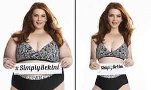 Những người đẹp bỗng dưng 'siêu chuẩn' nhờ photoshop