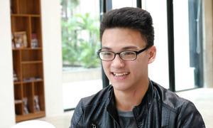 Nam sinh đại diện Việt Nam dự diễn đàn Lãnh đạo trẻ toàn cầu