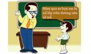 10 truyện cười hay nhất về thầy cô và học trò