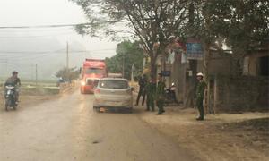 Cả trăm cảnh sát chặn đường, truy lùng phạm nhân vượt ngục