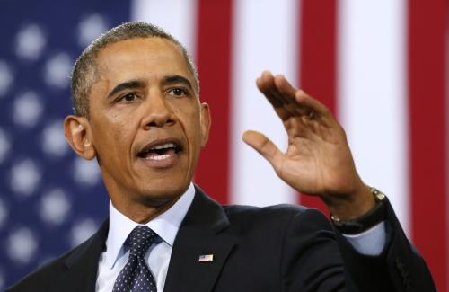 Tổng thống Mỹ Barack Obama. Ảnh: Reuters