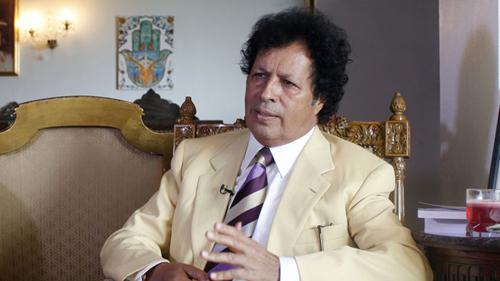 Ahmed Gaddafi Al-Dam. Ảnh minh họa:RT
