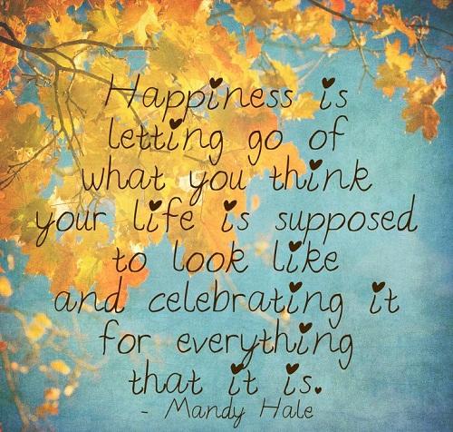 Happiness can be found, even in the darkest of times, if one only remembers to turn on the light. Hạnh phúc có thể được tìm thấy ngay cả trong những lúc đen tối nhất nếu ai đó biết cách thắp sáng lên.