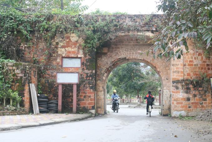 Dấu tích thành cổ Lạng Sơn