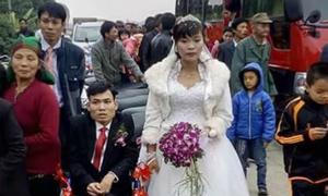 Đám cưới cổ tích của cặp đôi 'đũa lệch' xôn xao cộng đồng