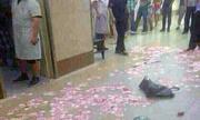Vụ rải tiền khắp bệnh viện để trả thù bạn gái hot nhất cộng đồng