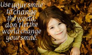 Những câu nói giúp bạn mỉm cười