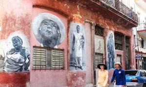 Những sắc màu Cuba
