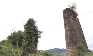 Dấu tích đường sắt xuyên biên giới thời Pháp ở Quảng Bình