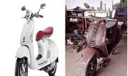 Thợ Sài Gòn độ xe Vespa 'đắt nhất Việt Nam'