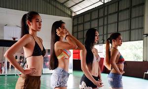 Lò khổ luyện hoa hậu ở Philippines