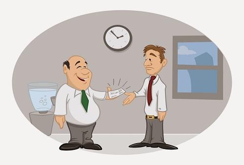 Severance (pay) /ˈsev.ər.əns/: pay and benefits an employee receives when he or she leaves employment at a company: trợ cấp thôi việc
