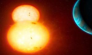 Điều gì xảy ra nếu hai mặt trời ở gần nhau?