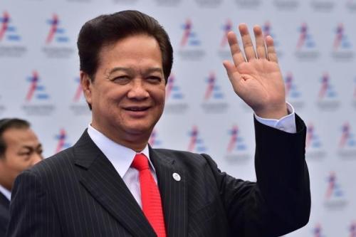 Thủ tướng Nguyễn Tấn Dũng. Ảnh: AFP