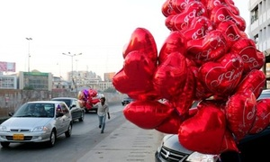 Pakistan kêu gọi tẩy chay ngày Valentine