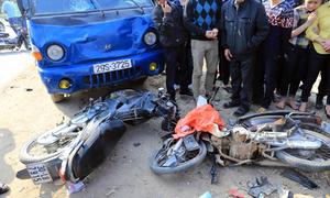 300 người chết vì tai nạn giao thông trong 9 ngày Tết