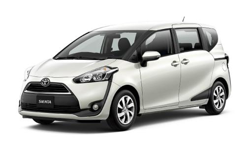 Toyota Sienta - đàn em của Innova tại Indonesia.