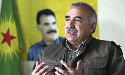 Murat Karayilan, quyền lãnh đạo đảng Công nhân người Kurd (PKK). Ảnh: Reuters.