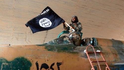 Phiến quân Nhà nước Hồi giáo tự xưng. Ảnh: FoxNews