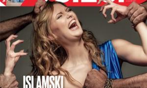 Ảnh bìa 'Hồi giáo hiếp châu Âu' của tạp chí Ba Lan gây phẫn nộ