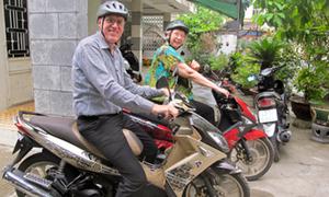 Gia đình người Mỹ xem Việt Nam là nhà