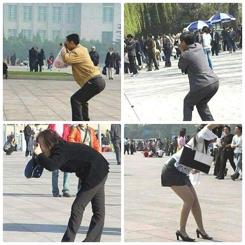 Chắc hẳn mọi nhiếp ảnh gia đều có vòng ba hấp dẫn...