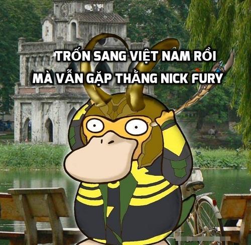 Loki sang Việt Nam quay phim King Kong 2.