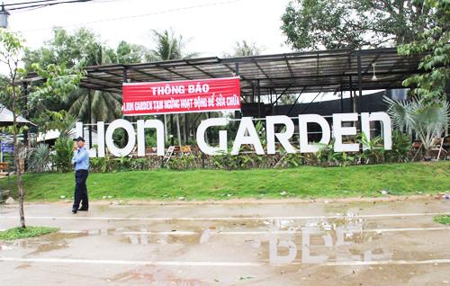 Nơi Tuấn Em cùng đồng bọn truy sát anh Nguyễn và làm chết chị Mai gây kinh hoàng đảo Phú Quốc hồi đầu tháng 8 năm trước. Ảnh: Cửu Long