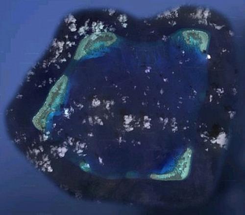 [Caption]Google Earth