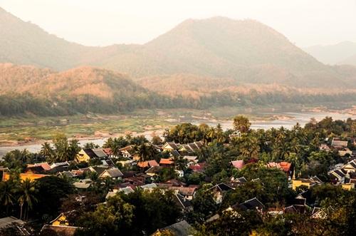 Tỉnh Luang Prabang, Lào. Ảnh: LaoTourism