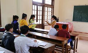 Hơn 500 học sinh Quảng Trị bỏ học
