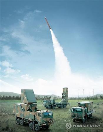 Hệ thống tên lửa dẫn đường đất đối khôngCheongung