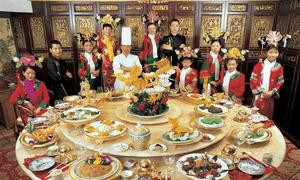 'Bữa tiệc 400 nghìn lượng vàng của Từ Hy Thái Hậu' nóng trên mạng XH