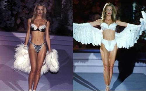 Karen Mulder - cựu thiên thần của Victoria's Secret.