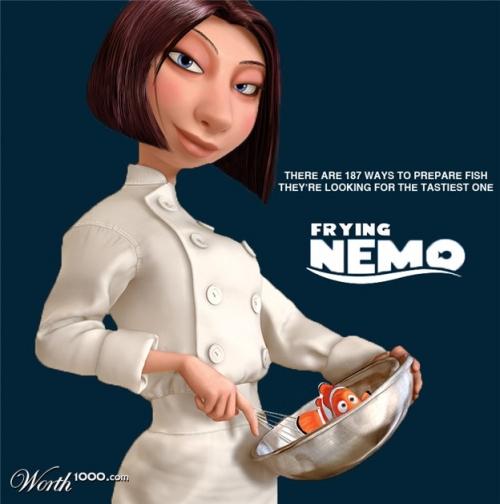 Bố của Nemo sẽ không bao giờ tìm thấy con mình ở phiên bản này.