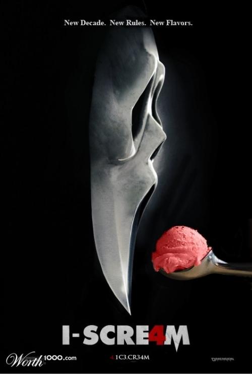 Biểu cảm khi được ăn kem.