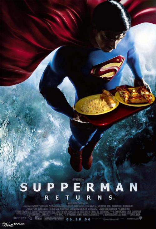 Superman trở lại vì lý do này chăng?