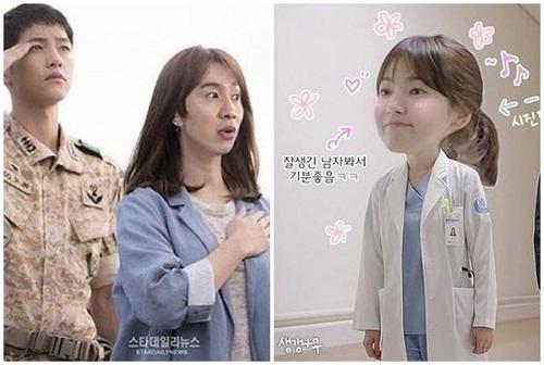Bác sĩ Kang chỉ còn biết 'câm nín' khi chứng kiến cảnh tượng này.