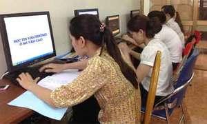 Tìm khóa tin học văn phòng ở TP HCM