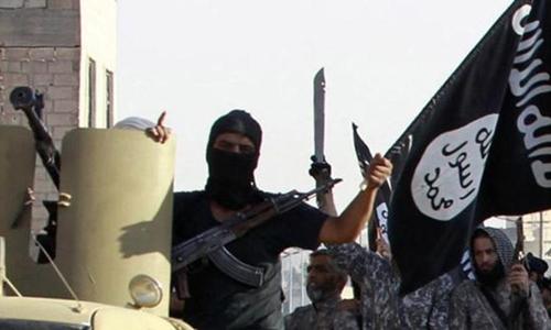 Phiến quân Nhà nước Hồi giáo. Ảnh: Reuters.