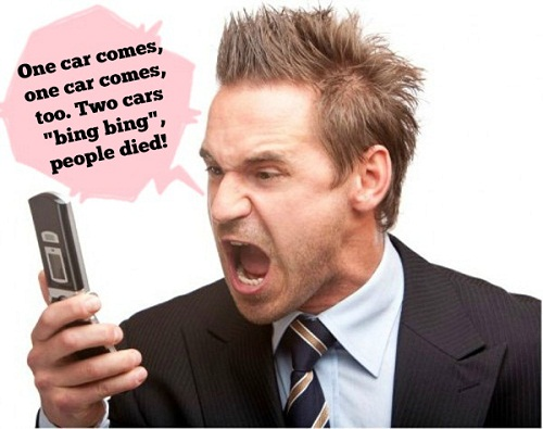 Hóa ra giải thích một vụ tai nạn bằng tiếng Anh không khó chút nào!