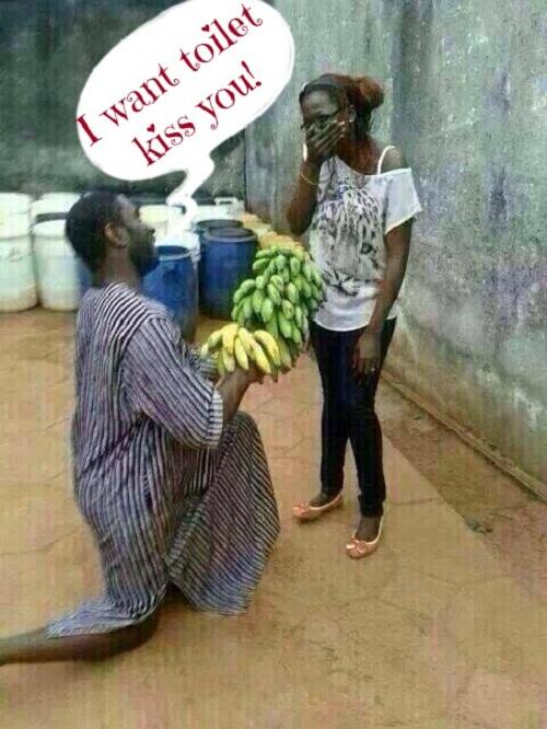 Anh muốn cầu hôn em!