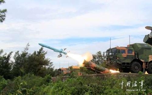 Tên lửa YJ-62. Ảnh: SCMP
