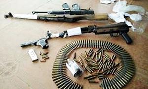Giang hồ 'số má' miền Trung nộp bao tải súng đạn để hoàn lương