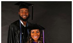 Cả gia đình cùng tốt nghiệp trong tháng 5