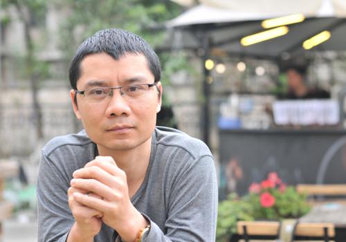 anh Nguyễn Vũ Hưng  mentor của Đại học trực tuyến FUNiX