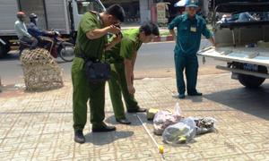 Nghi can tạt axit nữ sinh ở Sài Gòn bị bắt