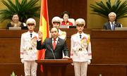 Ông Nguyễn Xuân Phúc nhậm chức Thủ tướng