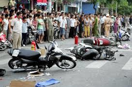 Các mức phạt nếu không giúp đỡ người bị tai nạn giao thông