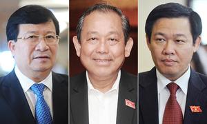 21 ủy viên Trung ương được giới thiệu vào Chính phủ
